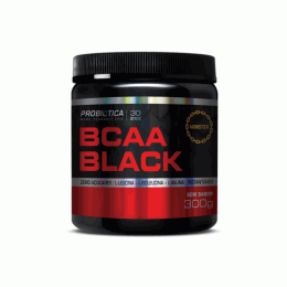 Bcaa Black (300g) Neutro